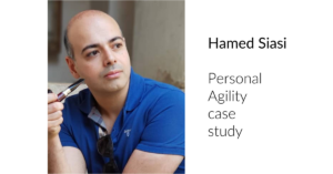 Hamed's portrait